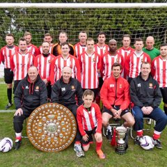 Wallingford Town AFC  - Season 2014/15