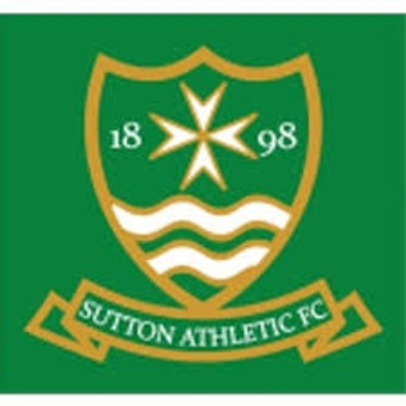Sutton Athletic Date Confirmed