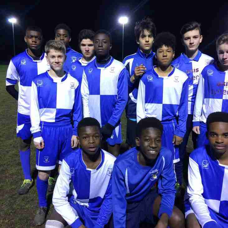 Youth Results: Sunday 23rd April 2017