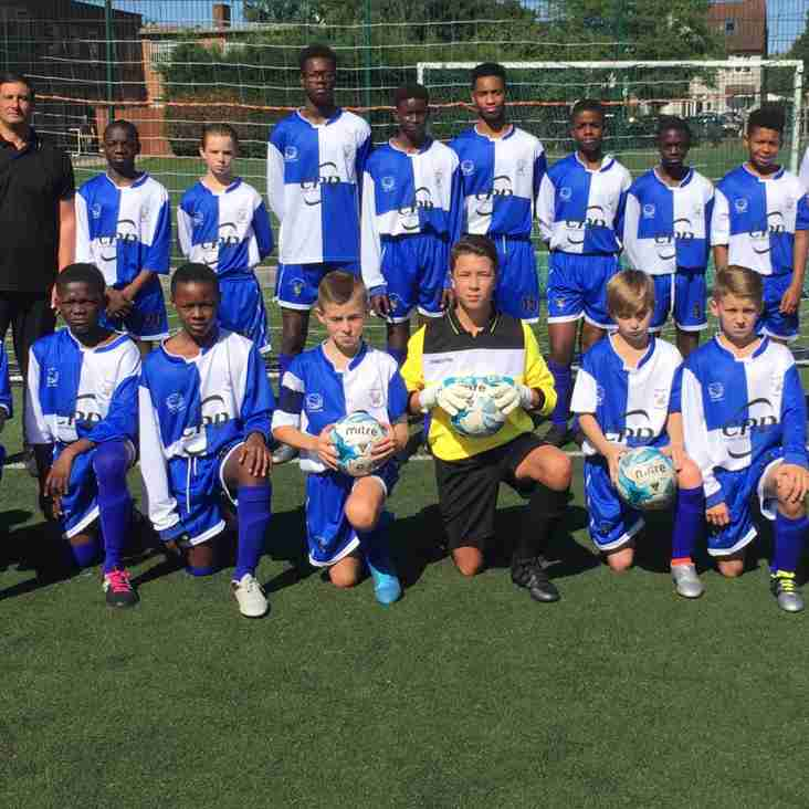Match Preview: Deres U13 v HF Sports Sports U13