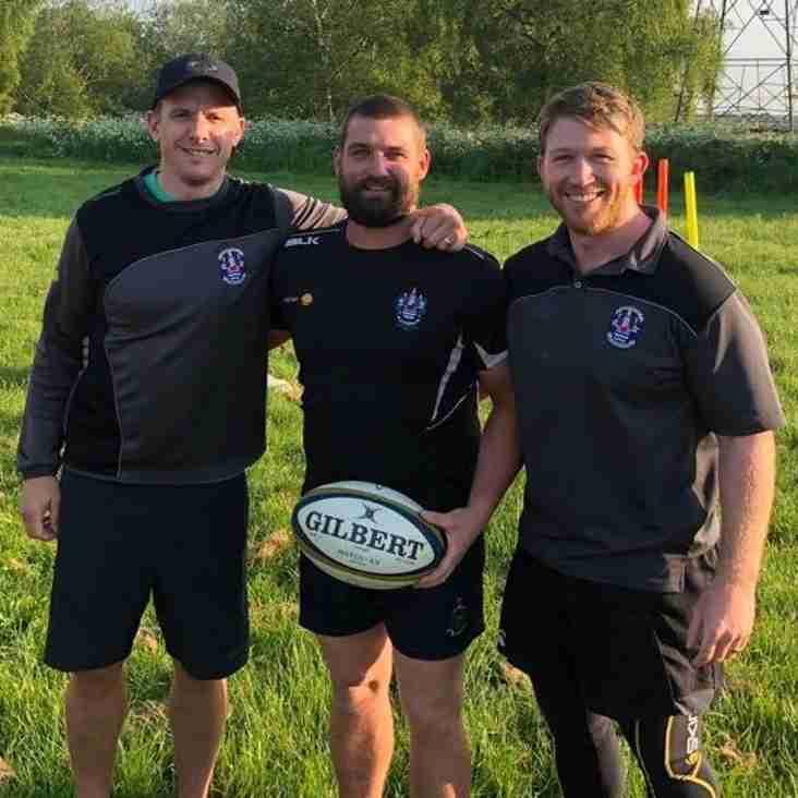 Burton Rugby Football 1st XV Captain Announcement