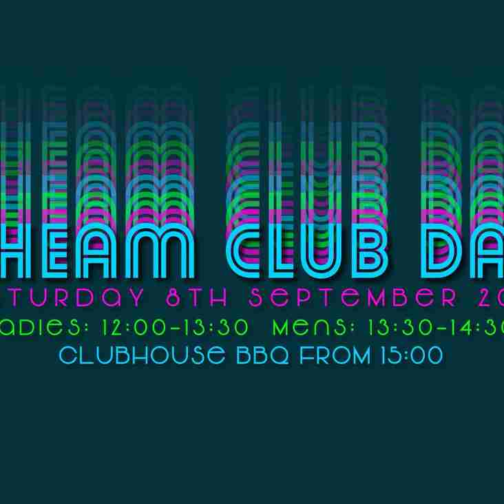 Cheam HC Needs You!