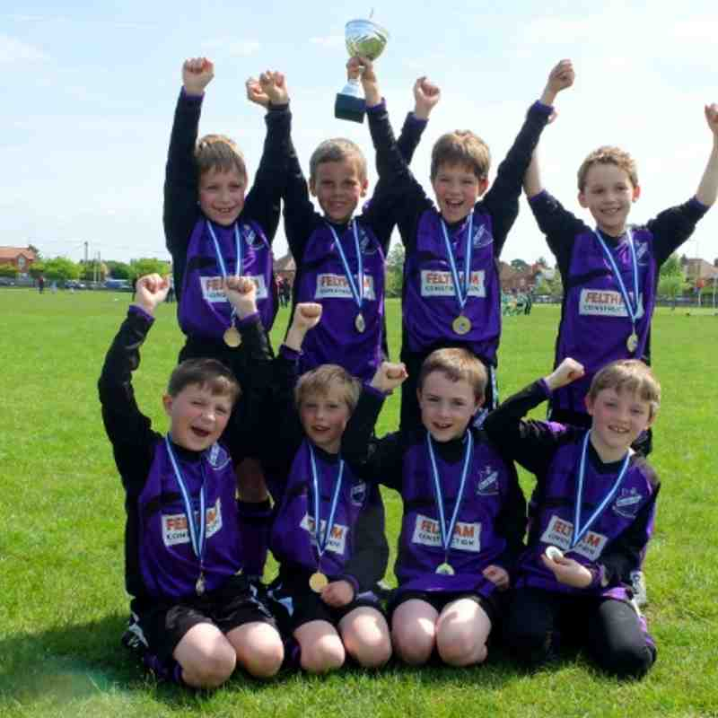 U8's - Reading and West Berks League Tournament