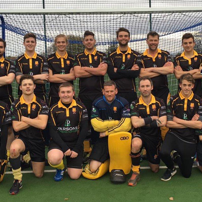 Men's 2s beat Leyland and Chorley Men's 2s 2 - 0
