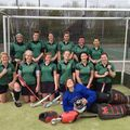 Ladies 3s lose to Crowborough Ladies 1's 5 - 2