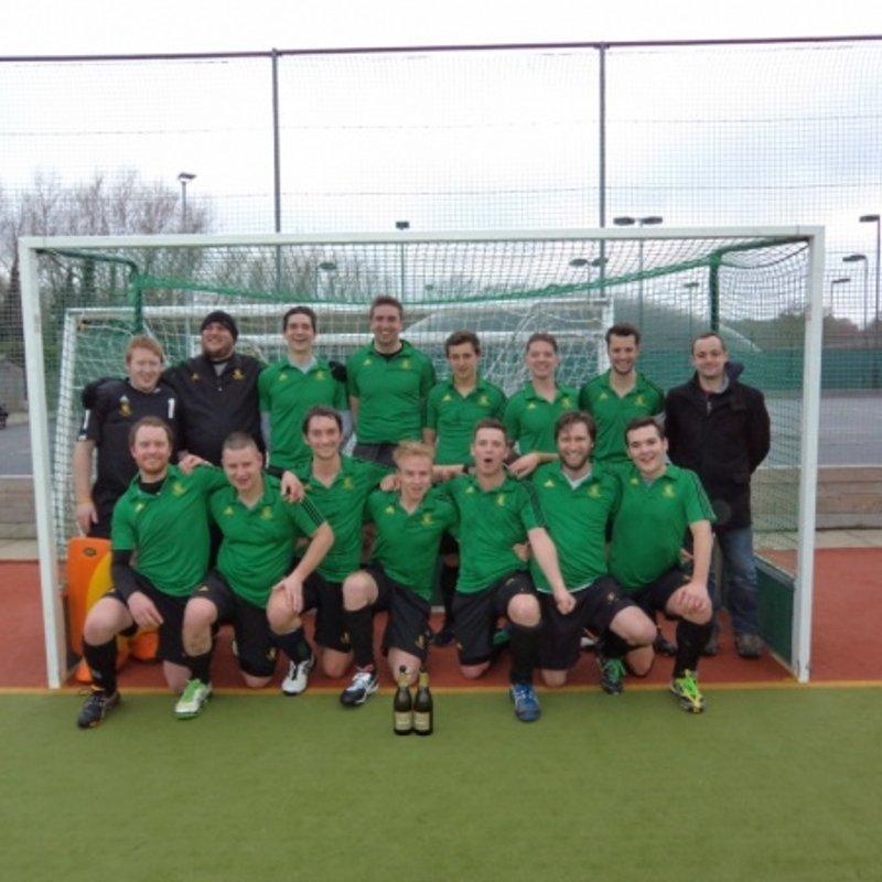 Lewes Hockey Club vs. Reigate