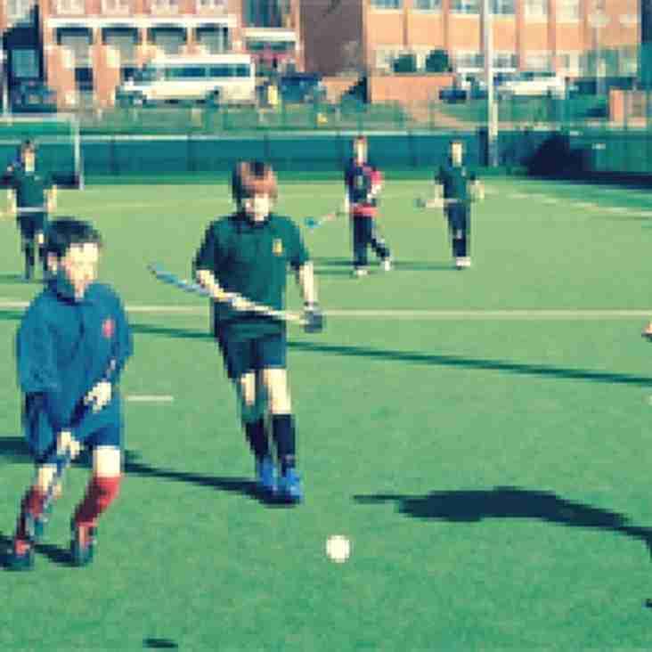 Lewes U12 boys (A and B teams) V Brighton