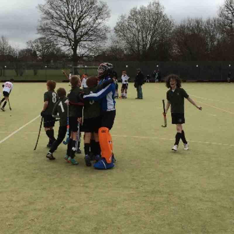 u12 boys Horsham tournament March 2014