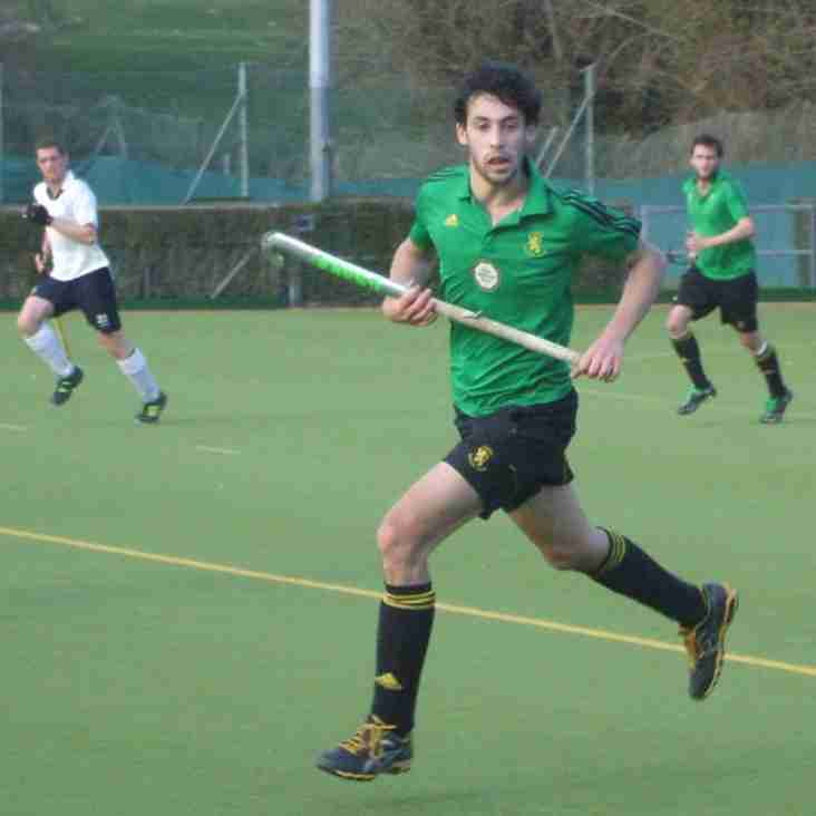Lewes men's 1 lose at home