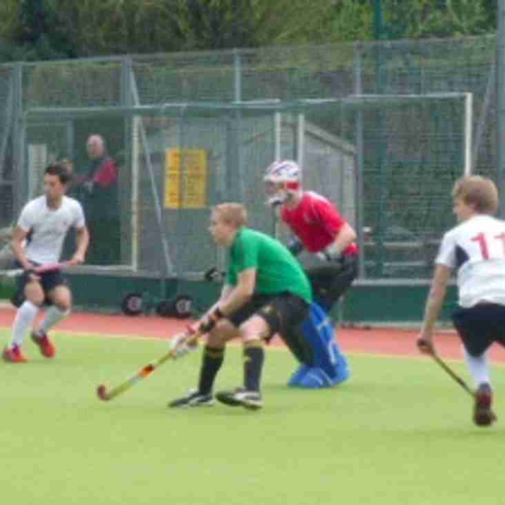 Brighton outplay Lewes 1s in the semi-final