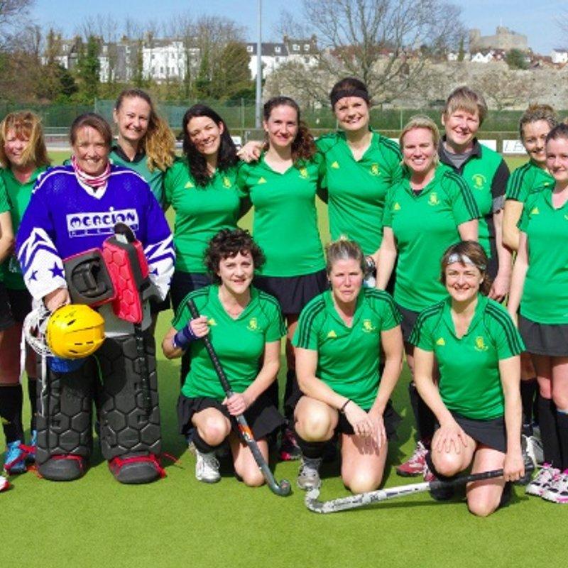 Ladies 4s lose to Horsham Ladies 4's 0 - 2
