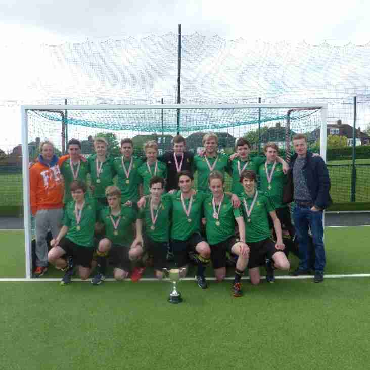 Lewes win U21s cup