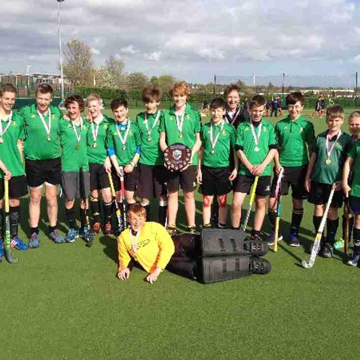 Lewes win U16 Cup final
