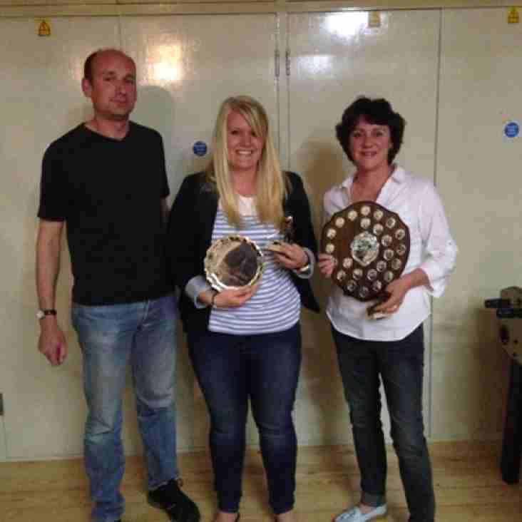 2014 Lewes HC award winners