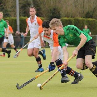 Men's 1s beat Guildford 1s in pre-season friendly