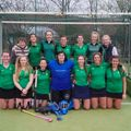 Lewes Ladies 2's vs. Middleton Ladies