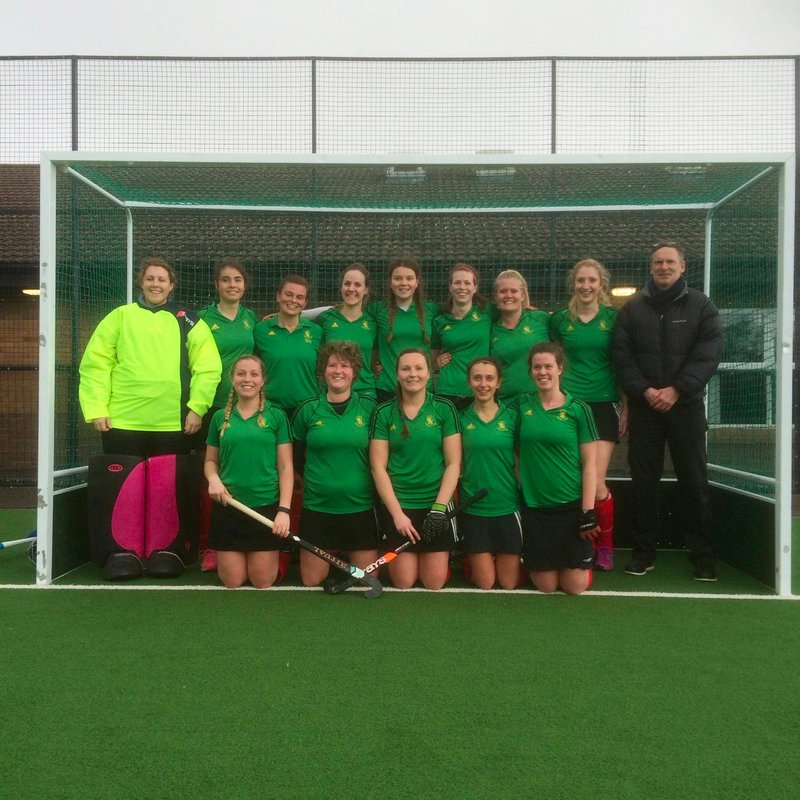 Ladies 1s in edge of seat thriller