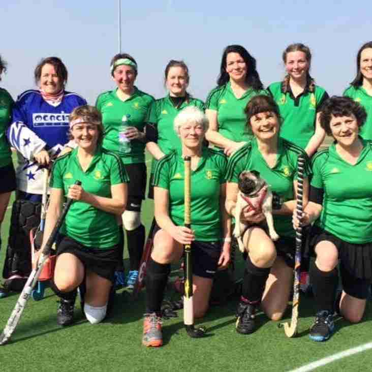 Ladies 4s end of season report