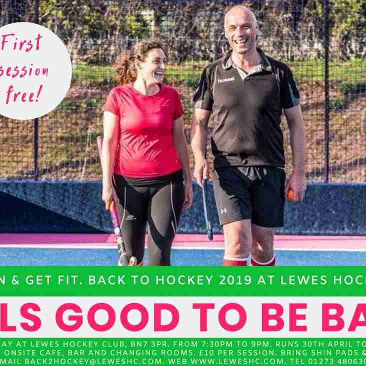 Back 2 Hockey is BACK!