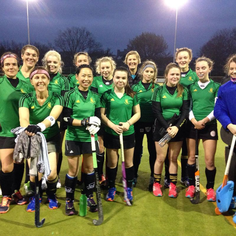 Lewes Ladies 3's vs. Crowborough Ladies 1's