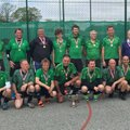 Lewes Men's 4s County trophy winners at fortress Southdown