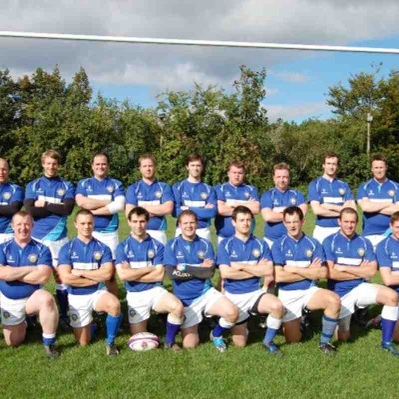 Old Bedians v Windermere 25.09.2010