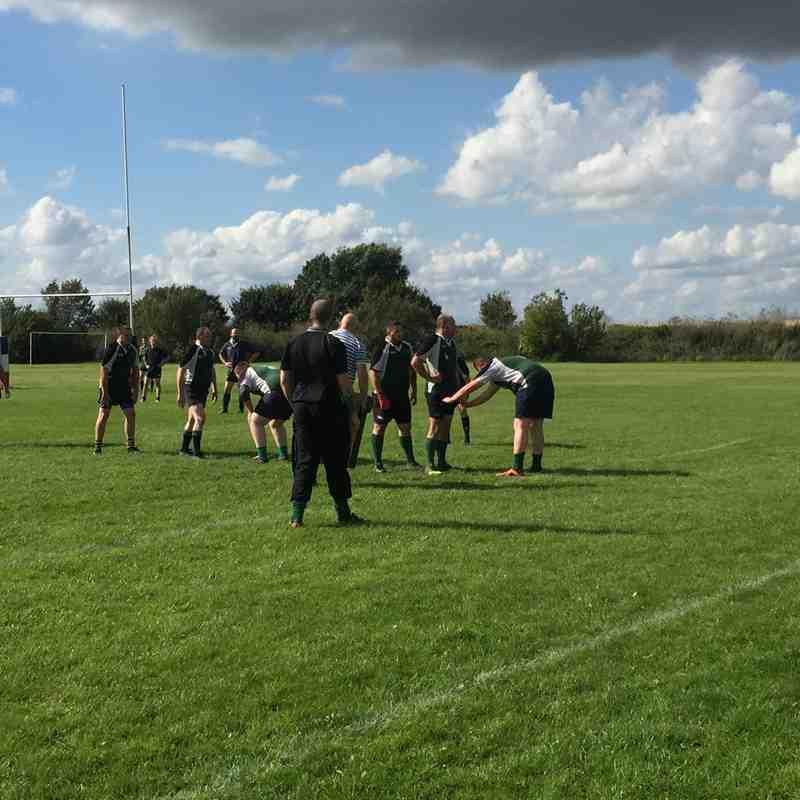 Broadland V NURFC Friendly 2015