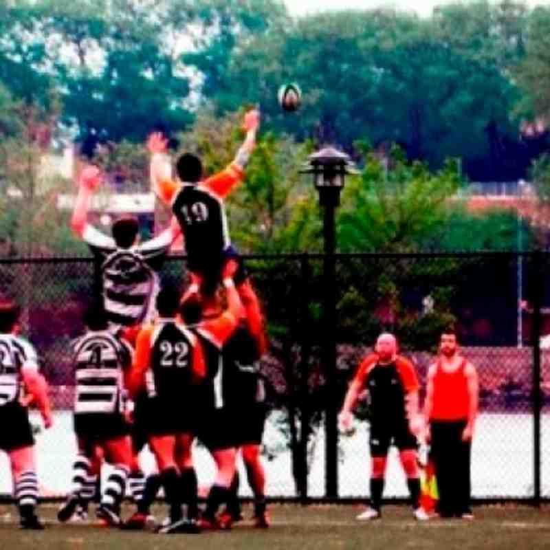 NYRC vs Village Lions RFC  5-11-13