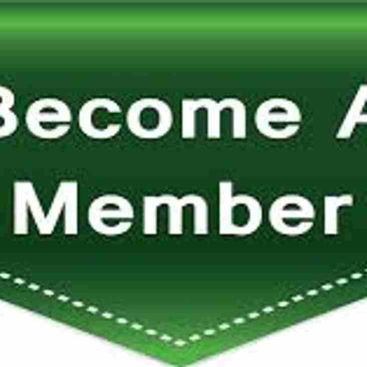 Membership Season 2018/19