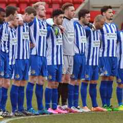 City Fall To Telford But Secure National League North Status