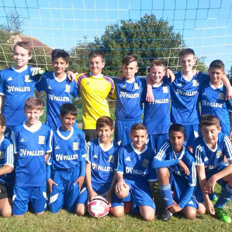 Bedgrove Dynamos Under 13's
