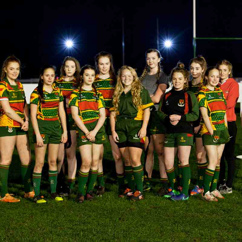 U15 Girls Under Floodlights