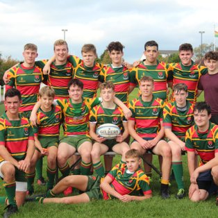 Minute by Minute report for the Junior Colts v Thornensians