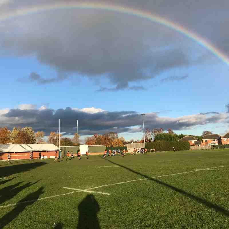 Junior Colts v Thornesians