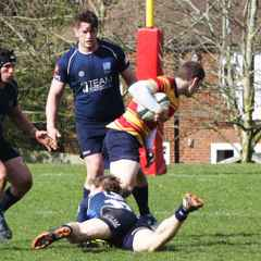 Blues Lose Out in Closing Stages of the Game
