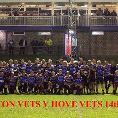BRIGHTON VETS 12-37 HOVE VET'S