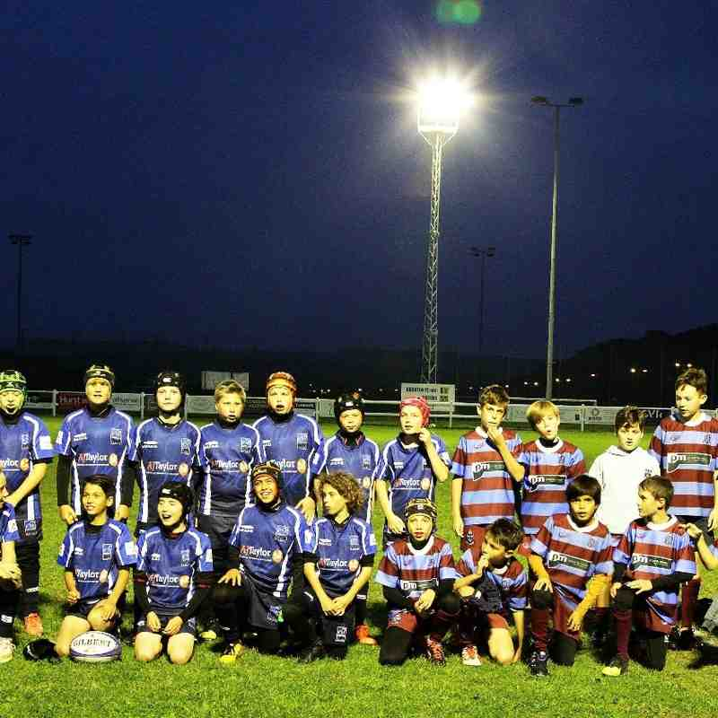 BRIGHTON U-11 V HOVE 14th OCT 2016