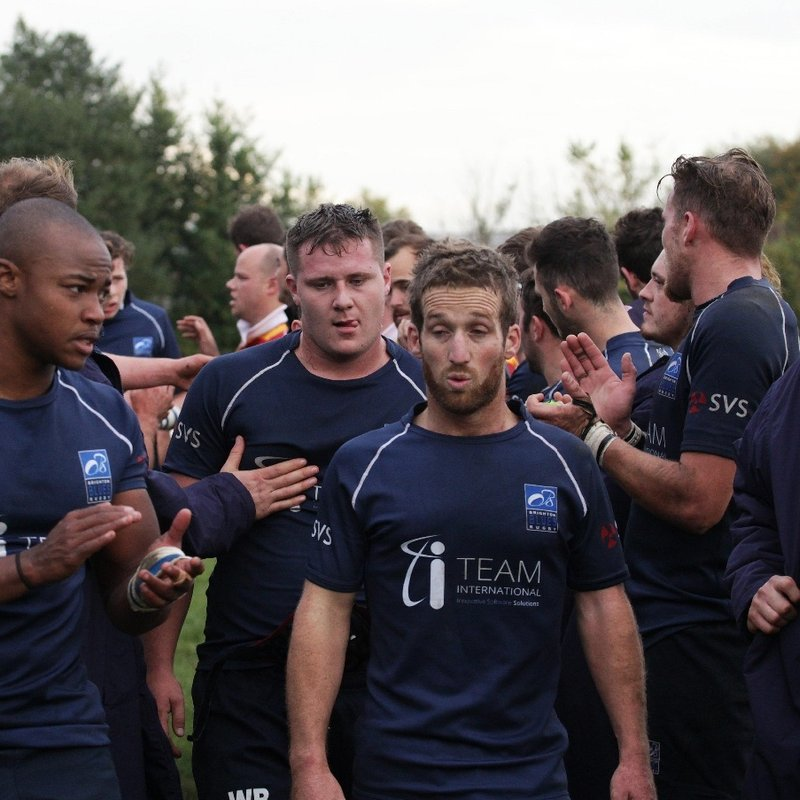 CHOBHAM 28-15 BRIGHTON BLUES