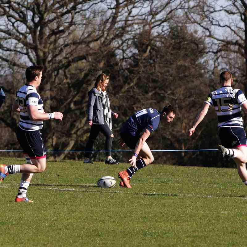 TUNBRIDGE WELLS 12-17 BRIGHTON BLUES