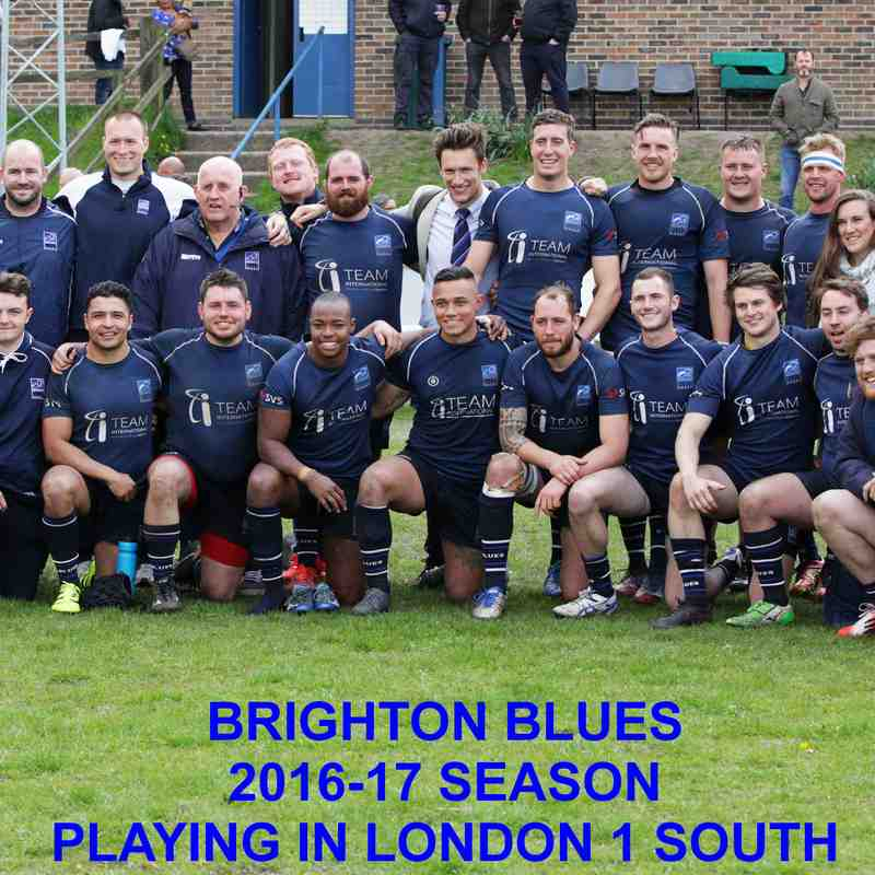 BRIGHTON BLUES 29-29 TOTTONIANS