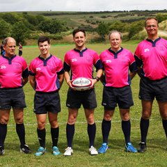 SUSSEX REFEREES AT 2017 BRIGHTON 7's