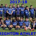 Brighton Athletic 2nd XV beat Heathfield & Waldron 33 - 7