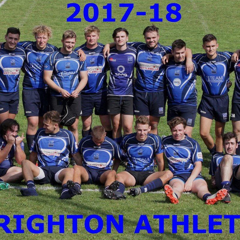 Brighton Athletic 2nd XV beat Horsham 82 - 14