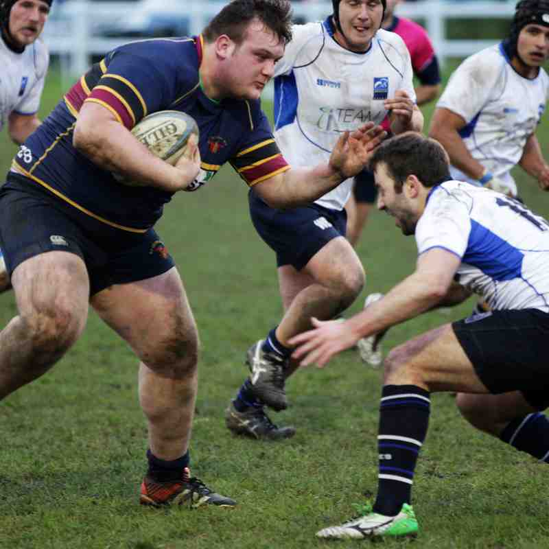 BRIGHTON BLUES 32-33 OLD COLFEIANS