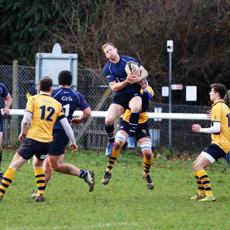 SEVENOAKS 14-18 BRIGHTON BLUES