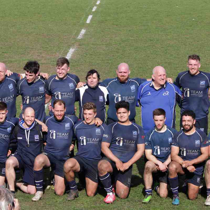 BRIGHTON BLUES 32-23 SEVENOAKS
