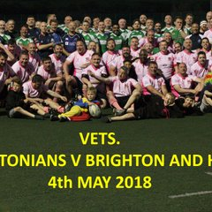 NORTHAMPTONIANS TOUR-VETS