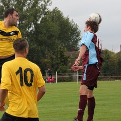 GRFC 3 v 0 New Bradwell St Peter (League Cup Round 1)