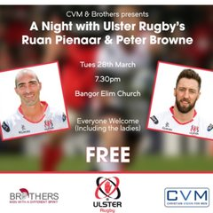 An Evening with Ruan