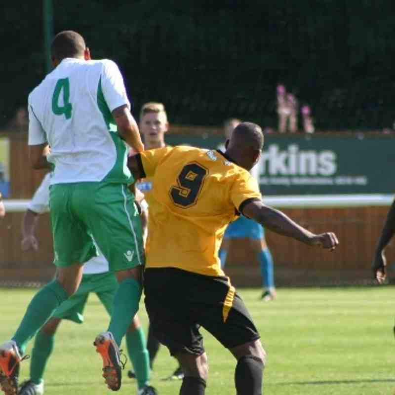 Biggleswade Town Away (Pictures by Donna Louise Cobban)